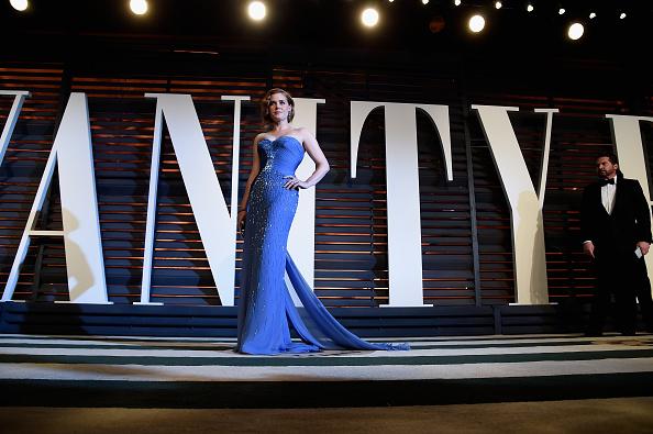 Strapless Dress「2015 Vanity Fair Oscar Party Hosted By Graydon Carter - Arrivals」:写真・画像(4)[壁紙.com]