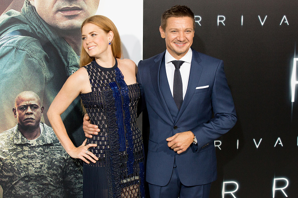 "Arrival「Premiere Of Paramount Pictures' ""Arrival"" - Arrivals」:写真・画像(4)[壁紙.com]"