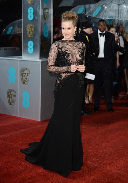 Elie Saab - Designer Label「EE British Academy Film Awards - Red Carpet Arrivals」:写真・画像(0)[壁紙.com]