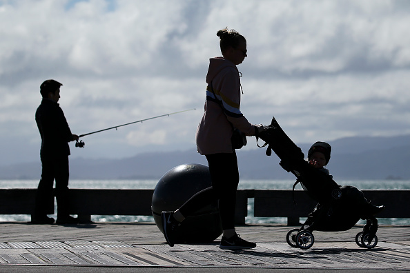 Baby Carriage「Coronavirus Restrictions Ease Across New Zealand As Country Moves To COVID-19 Alert Level 1」:写真・画像(11)[壁紙.com]
