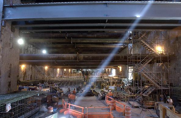 Digging「Big Dig Construction Project in Boston」:写真・画像(5)[壁紙.com]
