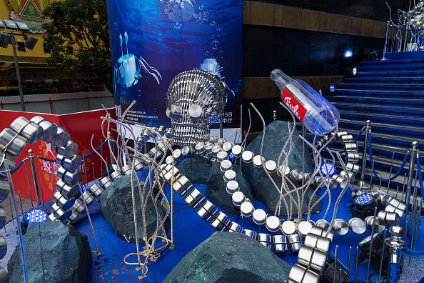 Octopus「Cooking Utensils Make Out Metal Animals In Shanghai」:写真・画像(16)[壁紙.com]