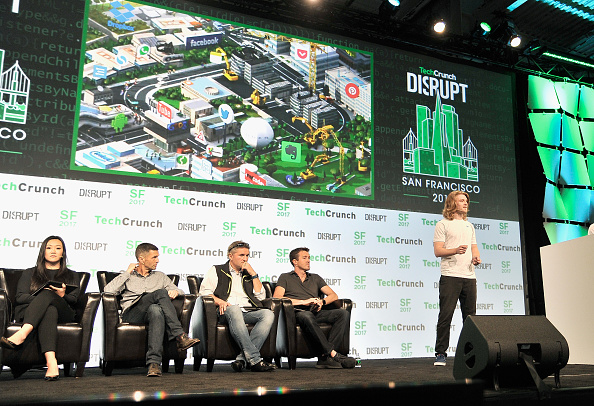 Brian Jennings「TechCrunch Disrupt SF 2017 - Day 1」:写真・画像(6)[壁紙.com]