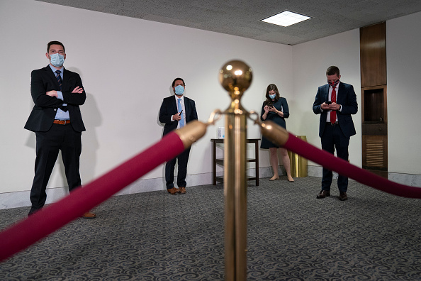 Strategy「Senate GOP Holds Weekly Policy Luncheon」:写真・画像(9)[壁紙.com]
