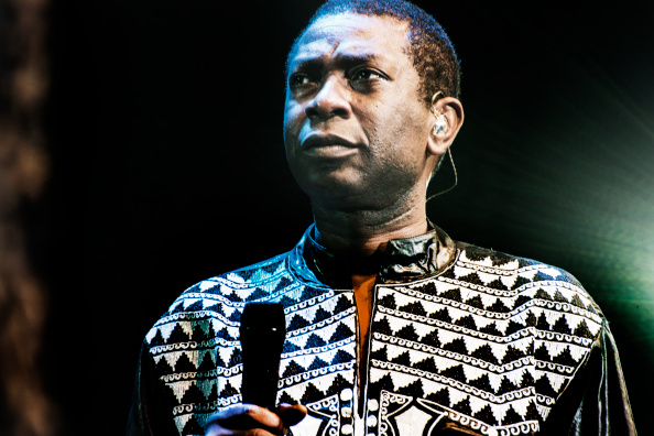 Judith Burrows「Youssou N'Dour At WOMAD」:写真・画像(9)[壁紙.com]