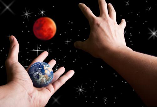 Gripping「planet grab」:スマホ壁紙(14)