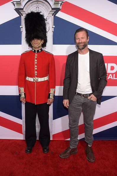 """Focus Features「Premiere Of Focus Features' """"London Has Fallen"""" - Arrivals」:写真・画像(15)[壁紙.com]"""