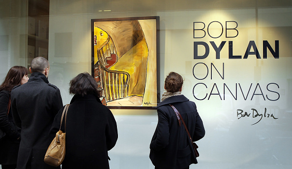 New「Bob Dylan On Canvas Exhibition Launches At The Halcyon Gallery」:写真・画像(16)[壁紙.com]