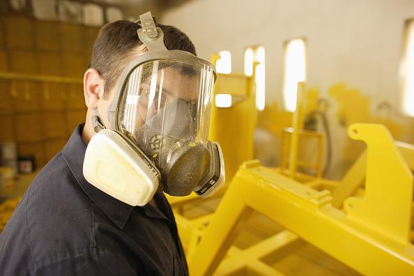 Spray「Painting Booth, Heavy equipment factory, Ontario, Canada」:写真・画像(11)[壁紙.com]