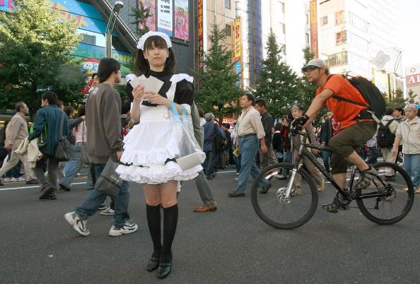 アニメ「Spa Services 'Maid' To Order In Akihabara」:写真・画像(15)[壁紙.com]