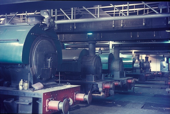 Branch - Plant Part「Penn Green locomotive depot served the ironstone branch and once had some 50 locomotives allocated.」:写真・画像(1)[壁紙.com]
