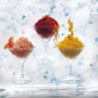 shaved ice「Shaved Ice Fruit Desserts」:スマホ壁紙(9)