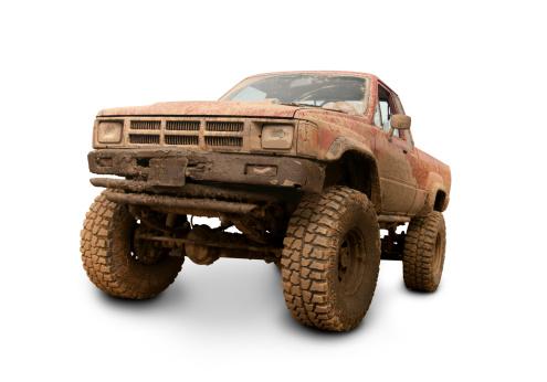 Mud「Muddy Truck」:スマホ壁紙(17)
