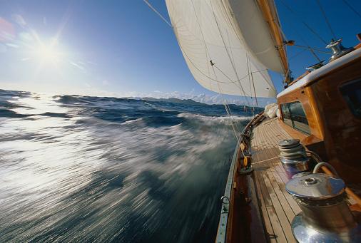 Sailboat「Port Side of the Hinckley Nirvana Sailboat」:スマホ壁紙(12)