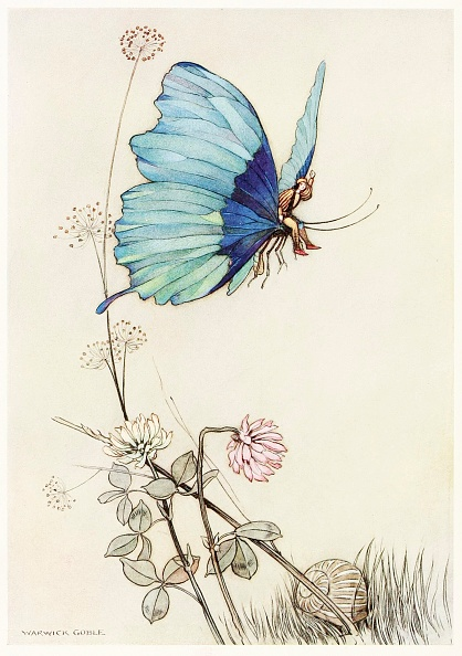Illustration「The Butterfly Took Wing」:写真・画像(16)[壁紙.com]