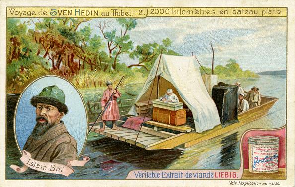 Tibet「Sven Hedin 's voyage to Tibet」:写真・画像(17)[壁紙.com]