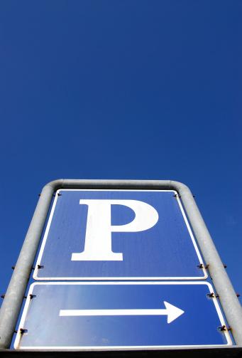 A Helping Hand「Parking Sign」:スマホ壁紙(11)