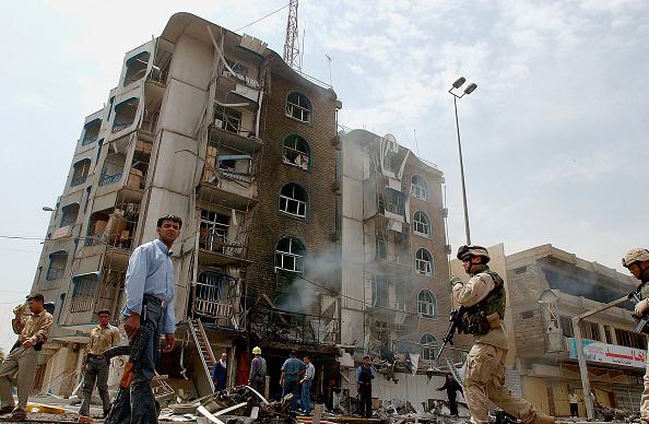 Baghdad「Violence Resurges In Baghdad」:写真・画像(13)[壁紙.com]