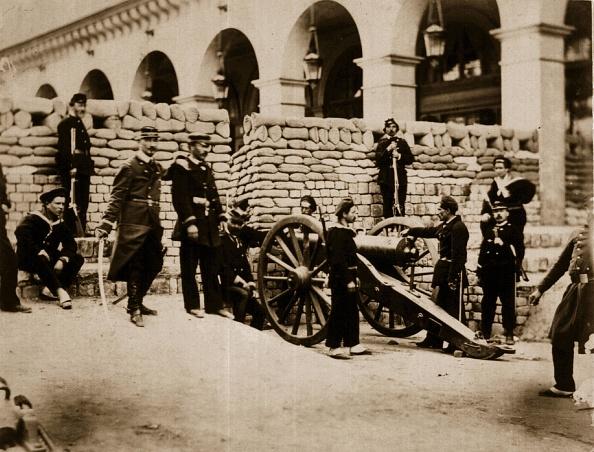 Barricade「Gun At Barricade」:写真・画像(4)[壁紙.com]