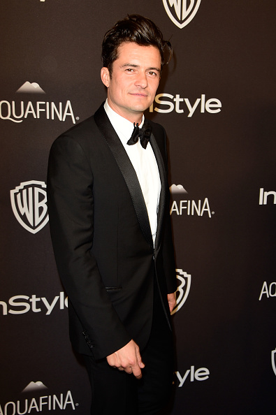 オーランド・ブルーム「2016 InStyle And Warner Bros. 73rd Annual Golden Globe Awards Post-Party - Arrivals」:写真・画像(10)[壁紙.com]