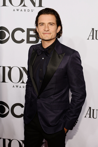 オーランド・ブルーム「2014 Tony Awards - Arrivals」:写真・画像(3)[壁紙.com]
