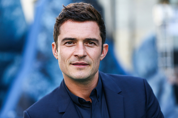 "Orlando Bloom「Premiere Of Disney's ""Pirates Of The Caribbean: Dead Men Tell No Tales"" - Red Carpet」:写真・画像(3)[壁紙.com]"