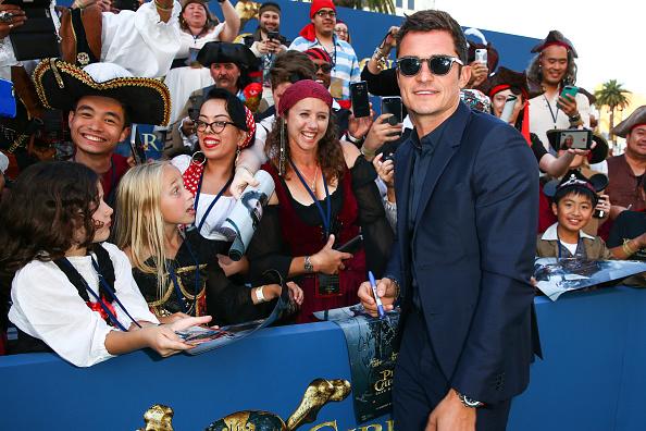 "Rich Fury「Premiere Of Disney's ""Pirates Of The Caribbean: Dead Men Tell No Tales"" - Red Carpet」:写真・画像(17)[壁紙.com]"