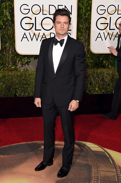 オーランド・ブルーム「73rd Annual Golden Globe Awards - Arrivals」:写真・画像(4)[壁紙.com]