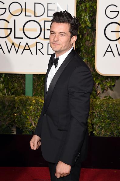 オーランド・ブルーム「73rd Annual Golden Globe Awards - Arrivals」:写真・画像(19)[壁紙.com]