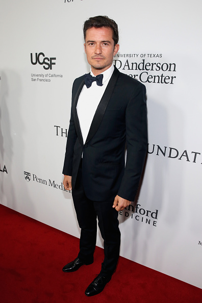 Orlando Bloom「Sean Parker And The Parker Foundation Launch The Parker Institute For Cancer Immunotherapy - Gala」:写真・画像(11)[壁紙.com]