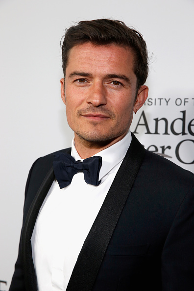 Orlando Bloom「Sean Parker And The Parker Foundation Launch The Parker Institute For Cancer Immunotherapy - Gala」:写真・画像(12)[壁紙.com]