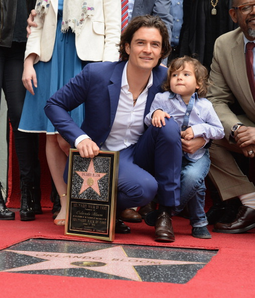 Flynn Bloom「Orlando Bloom Honored On The Hollywood Walk Of Fame」:写真・画像(0)[壁紙.com]