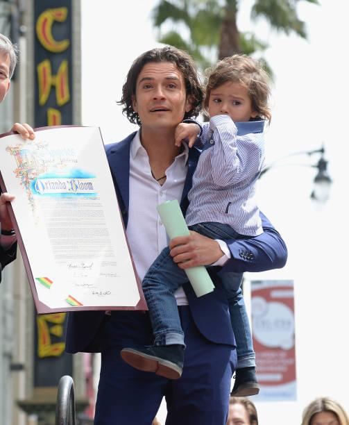 Orlando Bloom Honored On The Hollywood Walk Of Fame:ニュース(壁紙.com)