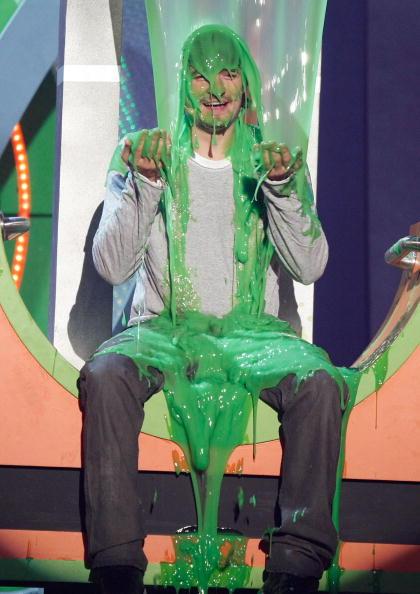 オーランド・ブルーム「Nickelodeon's 2008 Kids' Choice Awards - Show」:写真・画像(5)[壁紙.com]