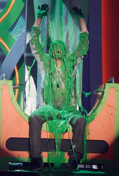 オーランド・ブルーム「Nickelodeon's 2008 Kids' Choice Awards - Show」:写真・画像(4)[壁紙.com]