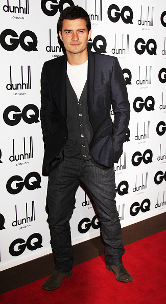 Suede「GQ Men Of The Year Awards - Arrivals」:写真・画像(4)[壁紙.com]