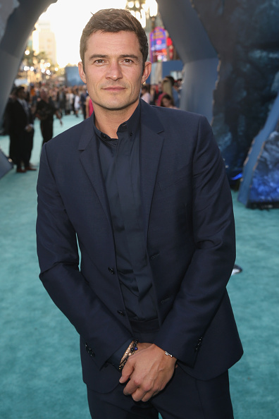 "Orlando Bloom「Premiere Of Disney's And Jerry Bruckheimer Films' ""Pirates Of The Caribbean: Dead Men Tell No Tales""」:写真・画像(19)[壁紙.com]"