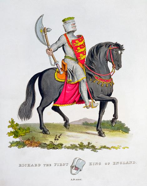 The Lion King「Richard I King Of England 1194 (1824)」:写真・画像(7)[壁紙.com]