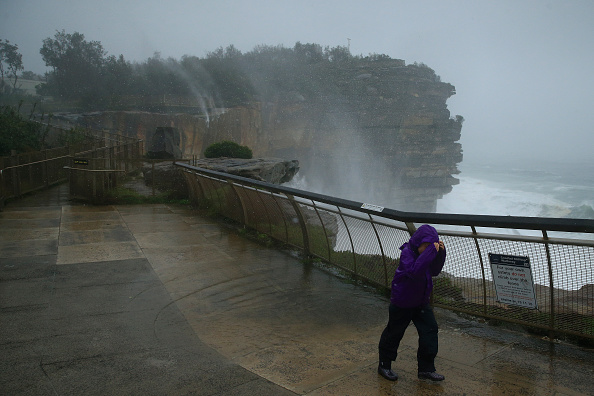 Sydney「Heavy Rain Lashes Sydney Following Months Of Drought」:写真・画像(16)[壁紙.com]