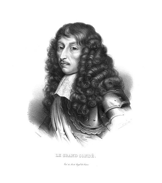 Long Hair「Louis De Bourbon」:写真・画像(3)[壁紙.com]
