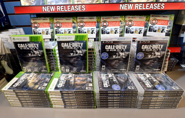 Game「The New Call Of Duty Video Game Goes On Sale」:写真・画像(12)[壁紙.com]