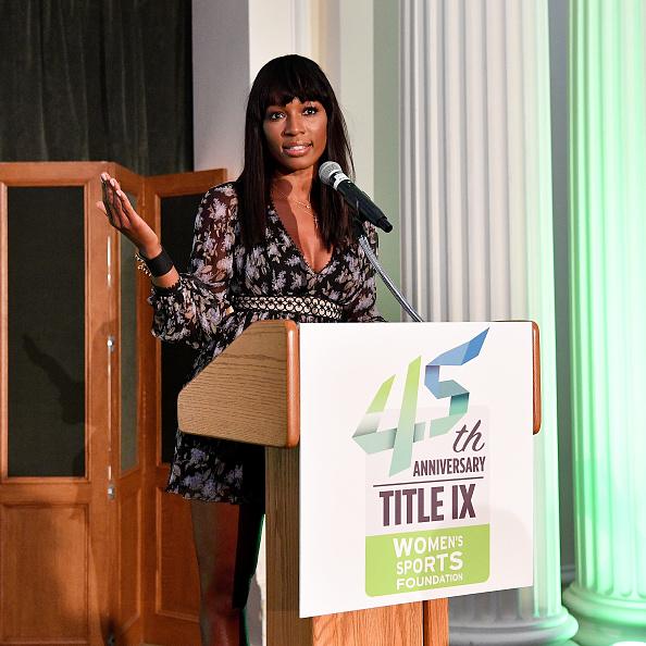 Women's Sports Foundation「Women's Sports Foundation 45th Anniversary Of Title IX Celebration」:写真・画像(7)[壁紙.com]