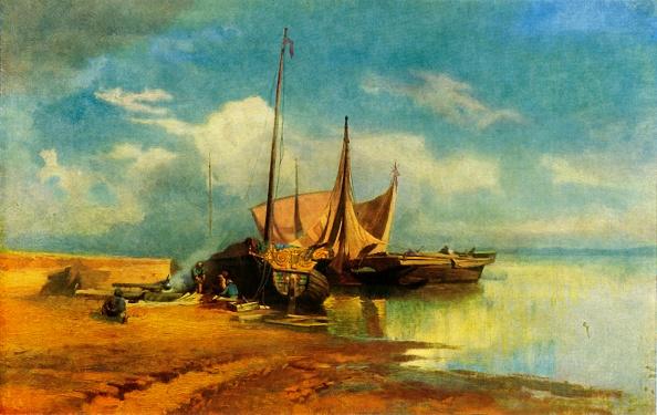 Water's Edge「Volga Landscape」:写真・画像(18)[壁紙.com]