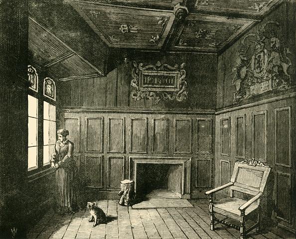 Mammal「The Room In Edinburgh Castle In Which James Vi Was Born」:写真・画像(1)[壁紙.com]