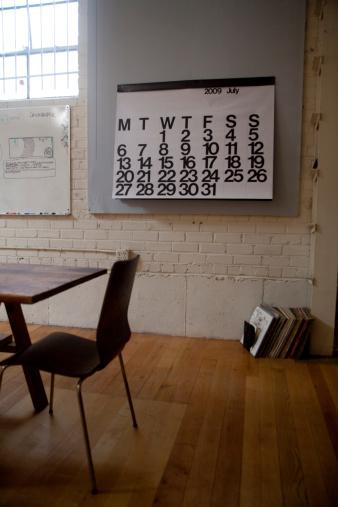 カレンダー「Brooklyn Apartment Interior」:スマホ壁紙(18)