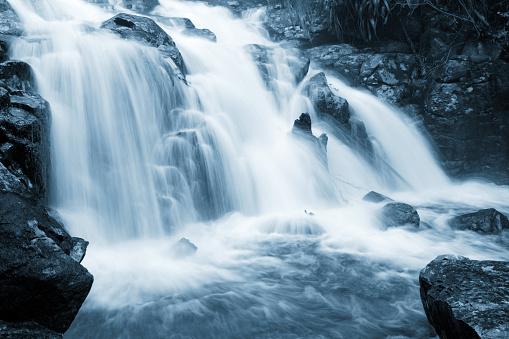 Long Exposure「Peaceful Waterfall」:スマホ壁紙(3)