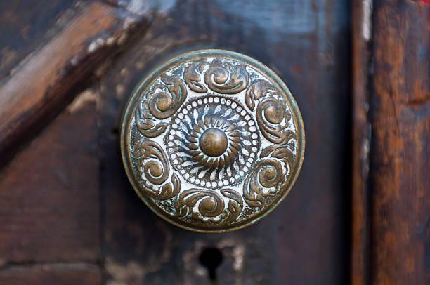 Antique Door Knob:スマホ壁紙(壁紙.com)