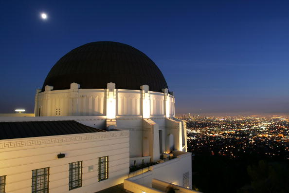 Outdoors「Griffith Observatory Re-Opens After $93 Million Renovation」:写真・画像(13)[壁紙.com]