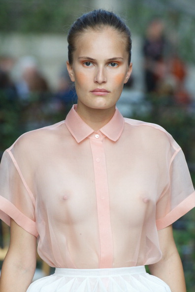 Nude Colored「Mercedes Benz Fashion Week Madrid S/S 2013 - DelPozo」:写真・画像(16)[壁紙.com]