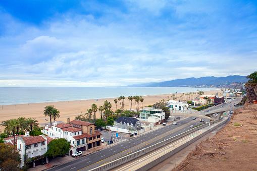 California State Route 1「Santa Monica, California」:スマホ壁紙(5)